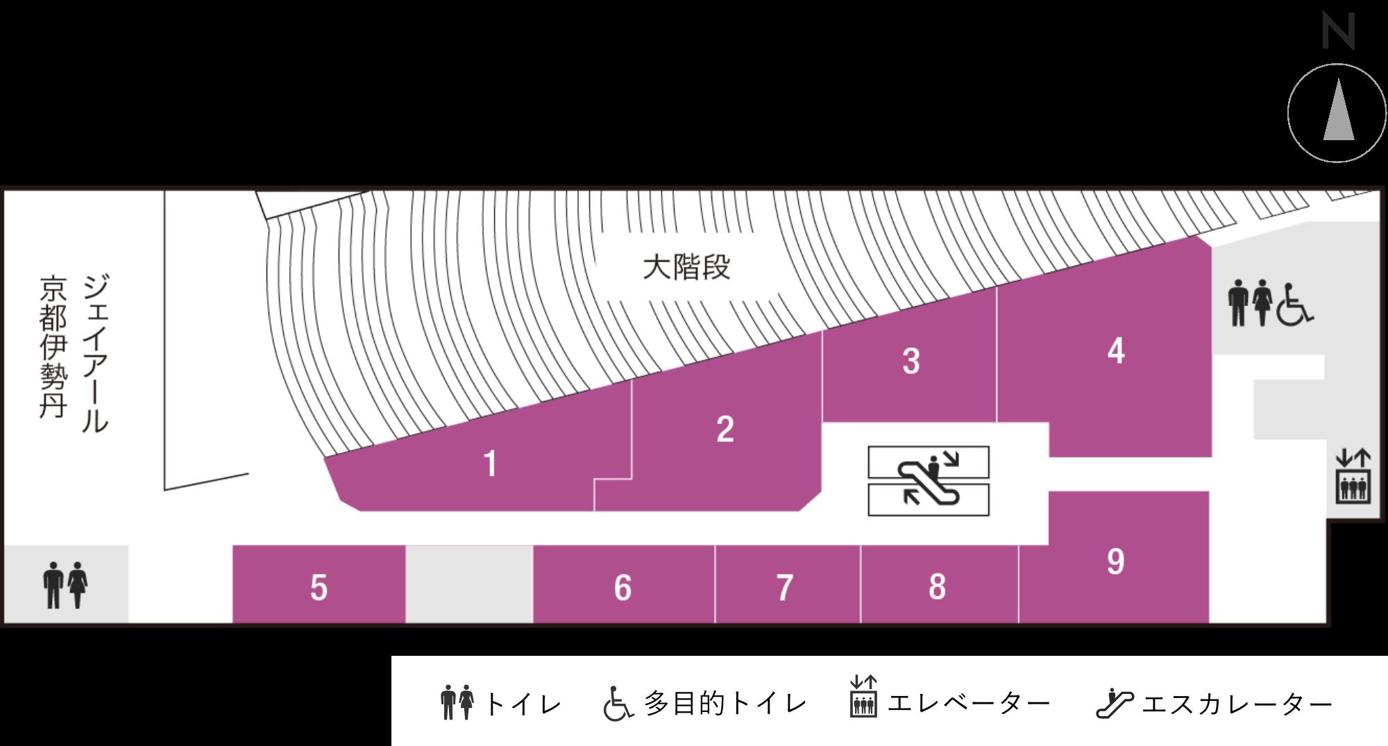フロアマップ 11F